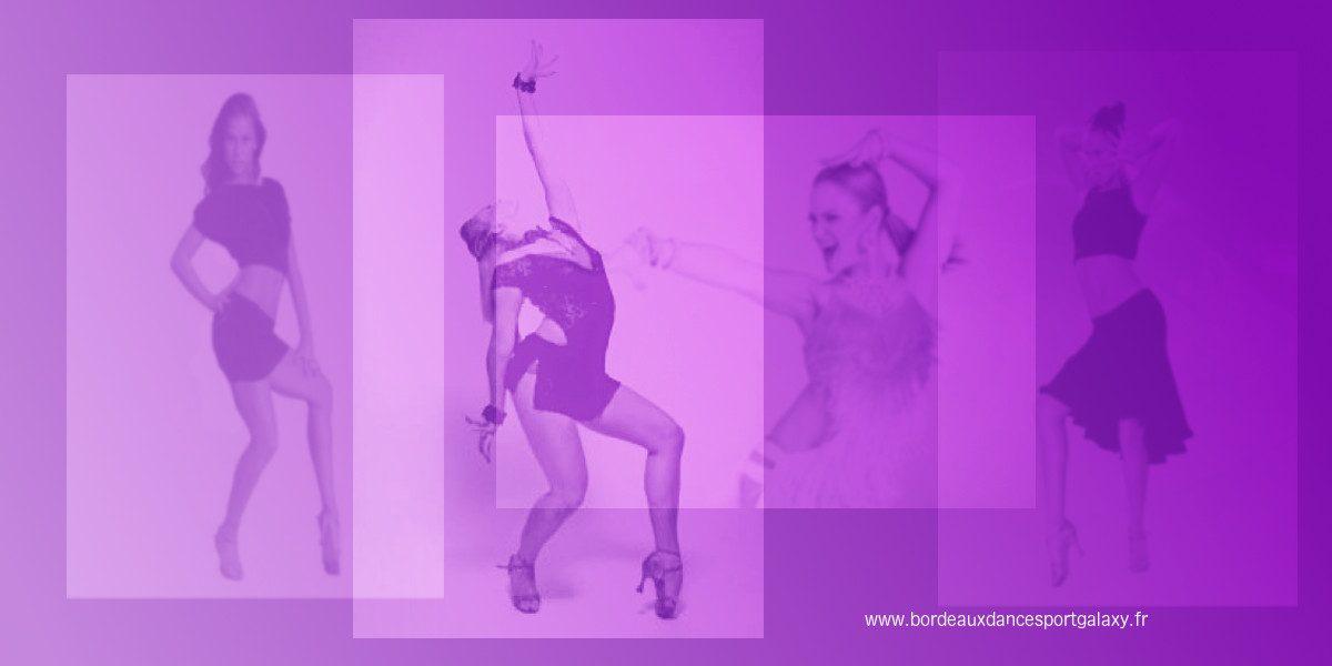 ddanse latine, danse sportive