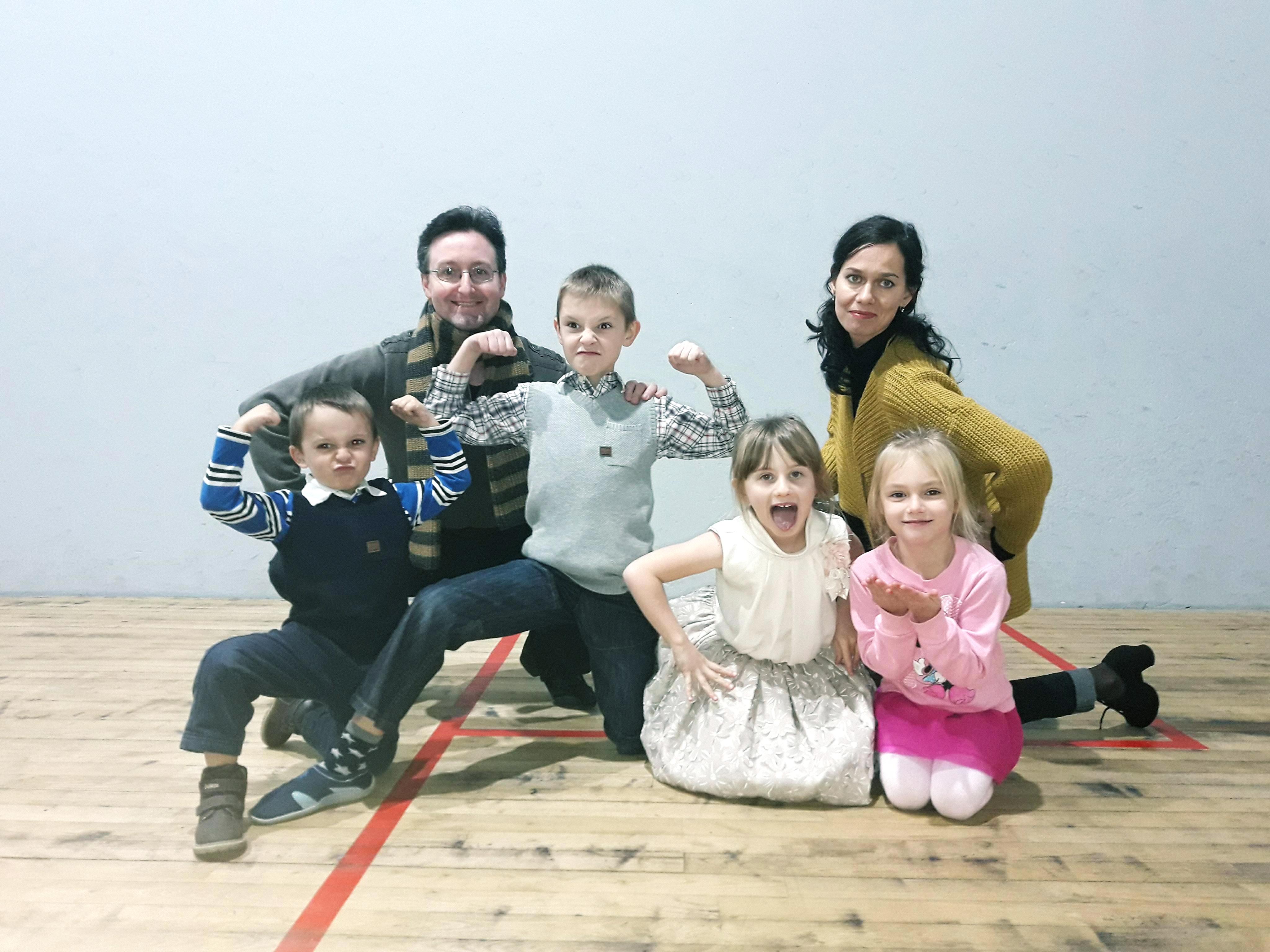 danse enfants, salsa, danse de salon, danse sportive